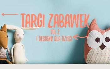 Targi Zabawek i Designu już 28 sierpnia!