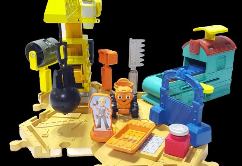 Kreatywna zabawa z Bobem Budowniczym(™)