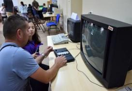 Gry retro i komputery z ubiegłego wieku w kieleckim Muzeum Zabawek