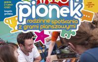 PIONEK (3-4 czerwca) – wydawcy mogą przesyłać swoje tytuły do wypożyczalni