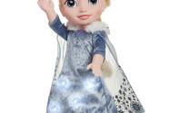 """Śpiewająca Elsa z bajki """"Kraina Lodu: przygoda Olafa"""" od Libry"""