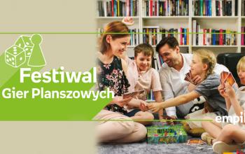 Jesienny Festiwal Gier Planszowych – przepis na dobrą zabawę