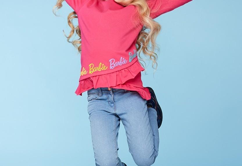 Kultowa marka Barbie w kolekcji Fash!