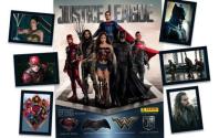 Kolekcja naklejek Justice od Panini