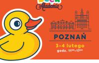 Najbliższa Akademia Duckie Deck 3-4 lutego w Poznaniu