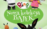 """Nowa seria książeczek  """"BING"""" od Egmont Polska"""