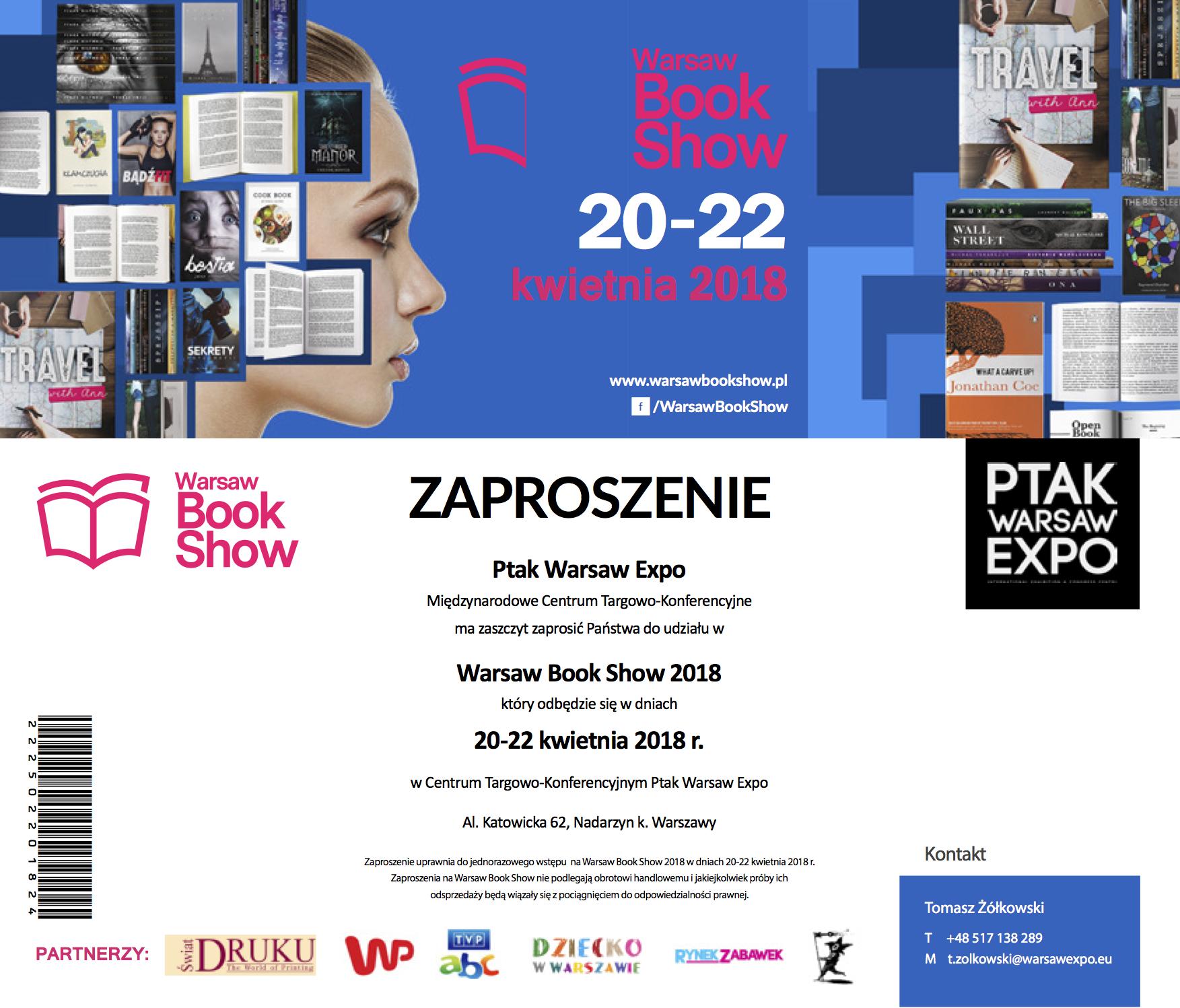 zaproszenie_warsaw_book_show_mail_partnerzy_nowe