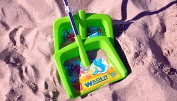 Plażowanie z Waderem!