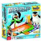 """Gra klockowa Cobi """"Pingwiny z Madagaskaru Misja Zoo"""""""