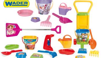 Bohaterowie Disneya w letniej kolekcji zabawek Wader
