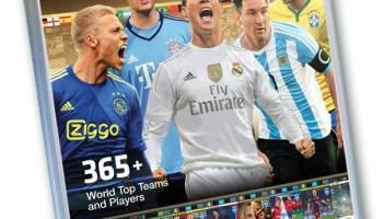 Panini FIFA® 365 ADRENALYN XL™ już 24 września na rynku!