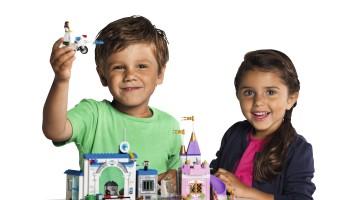 Lego – sprzedaż w górę