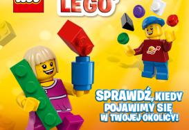 Strefa Lego® w podróży po Polsce!