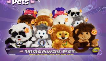 Hide Away Pets – hit sprzedaży!