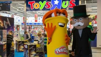 """Toys""""R""""Us wielkie otwarcie w Bielsku-Białej"""