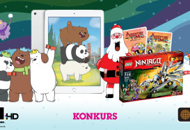 Świąteczny konkurs Cartoon Network i Cyfrowego Polsatu
