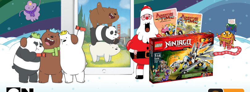 ÅšwiÄ…teczny konkurs Cartoon Network i Cyfrowego Polsatu
