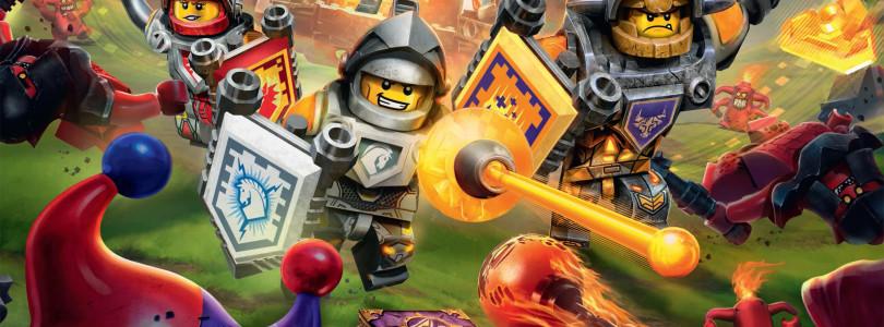 """LEGO® NEXO KNIGHTSâ""""¢ – Innowacyjna zabawka Lego!"""