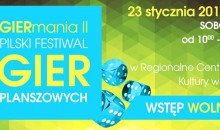 GIERmania II – Polski Festiwal Gier w Pile