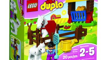 Lego na Wielkanoc