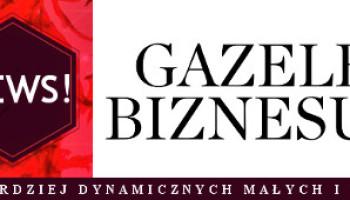 Firma Rekman otrzymała Gazelę Biznesu 2015