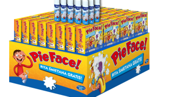 """,,Pie Face"""" do kupienia w Toys""""R""""Us z wyjątkową promocją!"""
