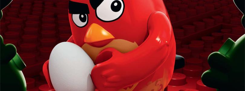 LEGO® The Angry Birds™ Movie już w sprzedaży!