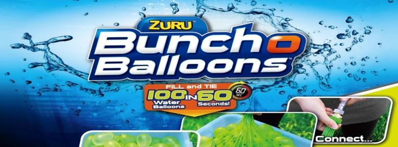Buncho Balloons od TM Toys