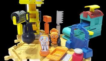 """Kreatywna zabawa z Bobem Budowniczym(â""""¢)"""