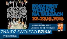 Rozrywkowy weekend dla rodzin na Targach Poznańskich