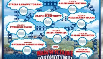 """""""Tomek i Przyjaciele: Nadzwyczajne lokomotywki"""" – premiera kinowa 22 kwietnia!"""