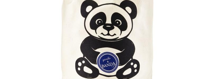 Nie kot, ale… panda w worku
