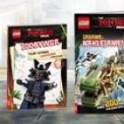 Seria książek THE LEGO® NINJAGO® MOVIE™