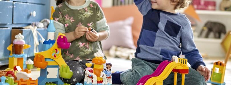 Niekończąca się zabawa w krainie LEGO(R) Duplo