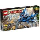 LEGO® Ninjago Odrzutowiec Błyskawica 70614