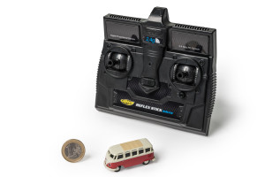1:87 VW T1 Samba Bus 2.4G 100%RTR / TAMIYA-CARSON Modellbau GmbH & Co. KG, Gewinner der Kategorie Teenager & Adults (10+)