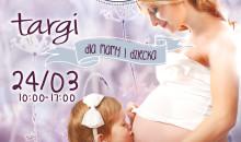 MAMAVILLE Targi dla Mamy i Dziecka – Warszawa (24 marca)