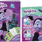 Vampirina. Ścieralne strony/Kolorowanka i naklejki