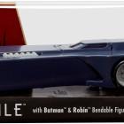 Batmobil Batman i Robin 3 + 2 minifigurki