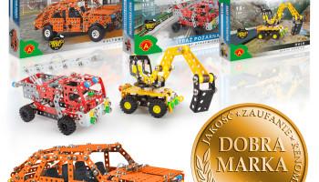 Mały Konstruktor zdobył tytuł Dobra Marka