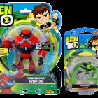 Nowe figurki z serii Ben 10