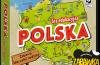 """Gra edukacyjna """"Polska"""""""