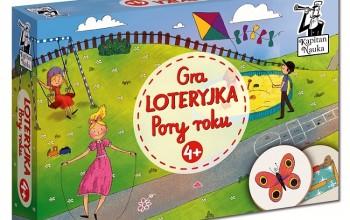 """Gra """"Loteryjka. Pory roku"""""""