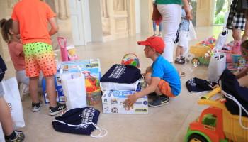 Wader dzieciom – Dzień Dziecka w Łazienkach Królewskich