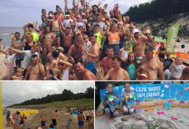 WADER-WOŹNIAK: Łopaty poszły w ruch – Plażowe Mistrzostwa Budowniczych