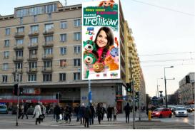 """Joanna Jabłczyńska ambasadorką serialu """"RODZINA TREFLIKÓW"""""""