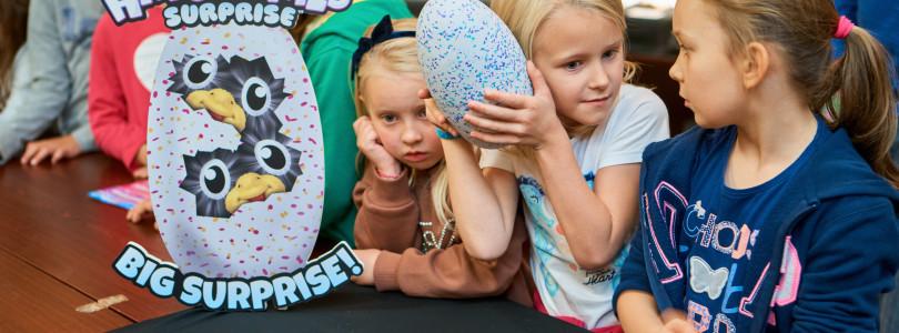 Hatchimals Surprise – nowe JAJA od SPIN MASTER!