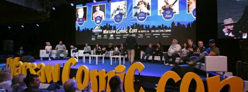 TOP 10 atrakcji 4. Warsaw Comic Conu – największego festiwalu popkultury w Polsce