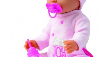 DANTE: Little Joy (Dolls World) jak prawdziwy bobas