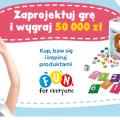 KONKURS TREFL I SIECI BIEDRONKA: Zaprojektuj grę i wygraj 50 tys. PLN!